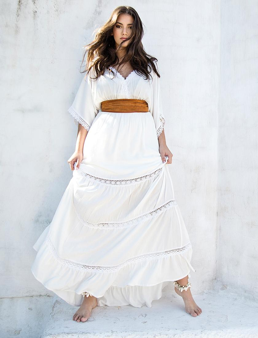 Sommer-Trend für Curvys: All Right in All White