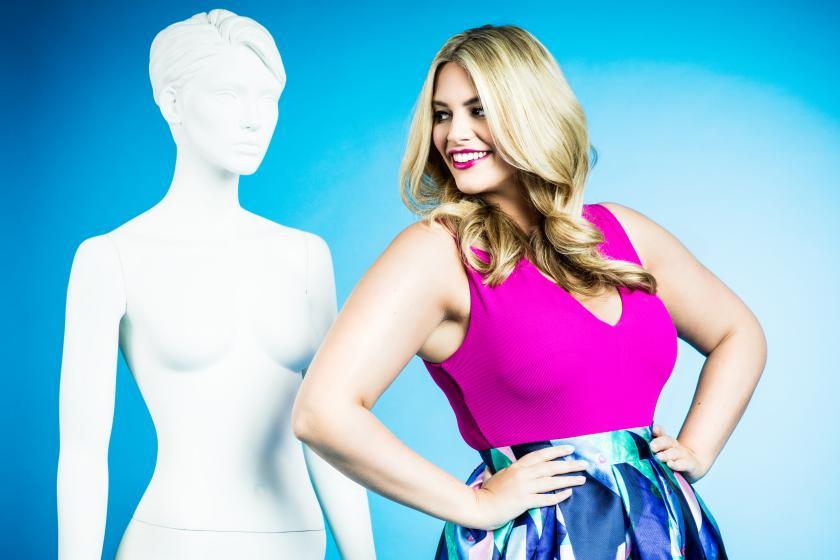 Curvy Supermodel: Angelina Kirsch über Körperrevolution, gut gemeinte Kritik ...