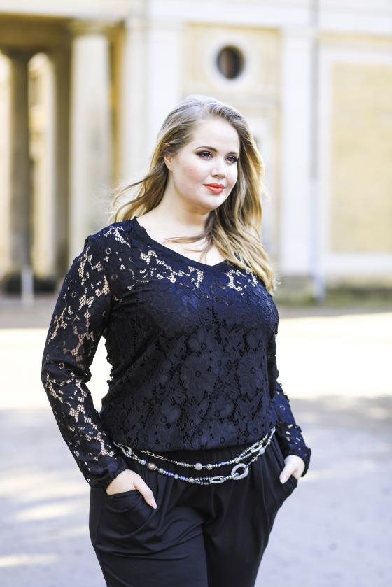 Neu! Plus Size Mode von Ilka Bessin: Auch Frauen mit
